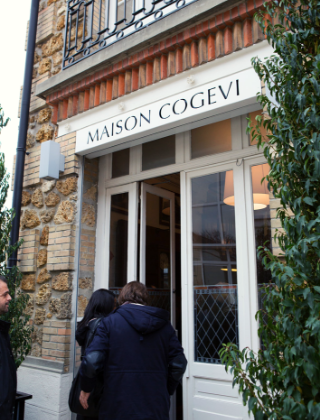 Visit of the COGEVI house
